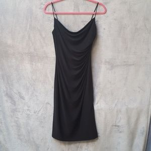 NWT Black party dress by laundry by Shelli Segal